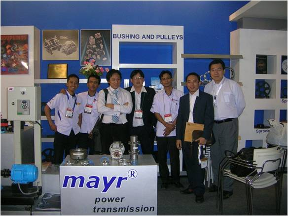 News 2007 - Manufacturing Indonesia exhibition