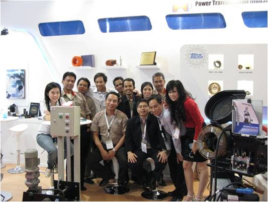 News 2009 - Manufacturing Indonesia trade show